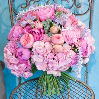 Бонни Райт - Lilac - Online Flower Boutique