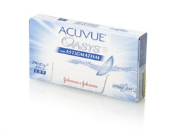 Acuvue Oasys Astigmatism contact lenses
