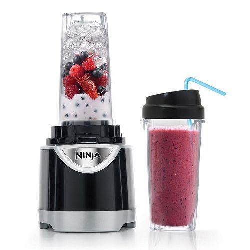 Ninja BL201 Kitchen System Pulse Blender #Kohls #GiftIT #holiday