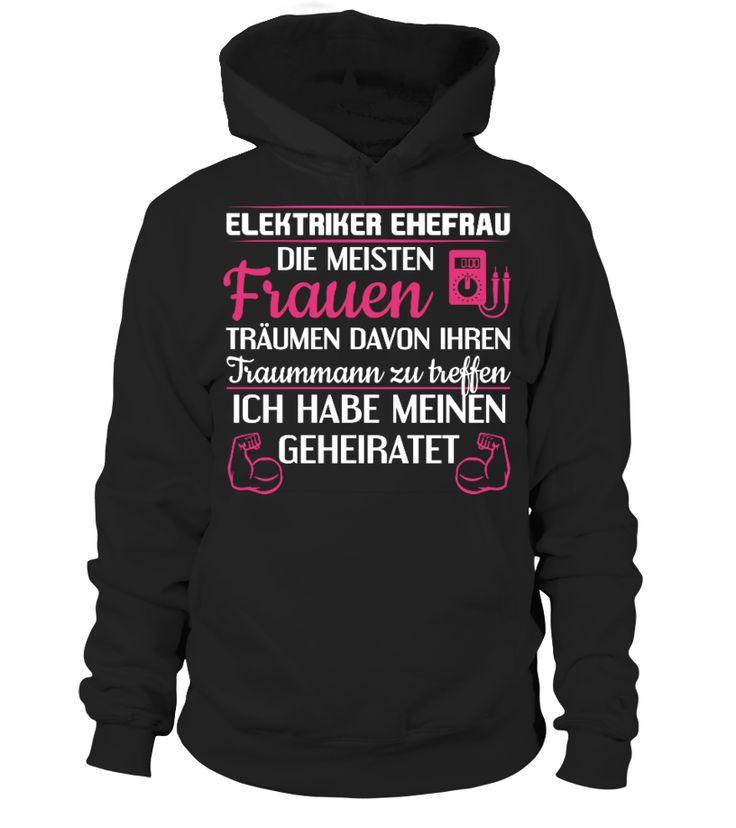 ELEKTRIKER TRAUMMANN - NUR ONLINE  #gift #idea #shirt #image #funny #job #new #b...