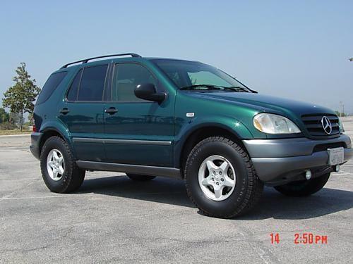 Mercedes ml w163 285 75 16 tires mercedes ml w163 for Mercedes benz ml320 tires