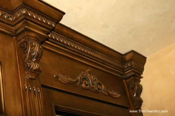 034 Decorative Details Corbels Fluted Columns Egg And Dart
