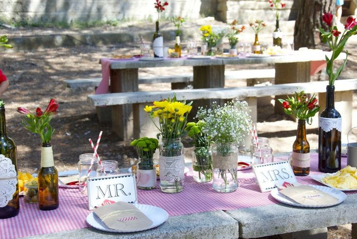 M s de 25 ideas incre bles sobre boda de barbacoa en for Ideas para barbacoa