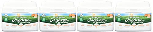 Happy Baby Organic Infant Formula Milk Based Powder with Iron Stage 1 21 Ounces 4 Count