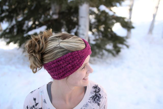 Free Crochet Pattern Headwrap : 17 Best images about Crochet Winter on Pinterest Free ...