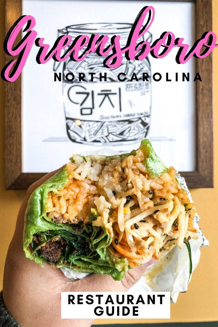10 Must Eat Restaurants In Greensboro Nc The Best Places To Eat Greensboro North Carolina Restaurant Guide Travel Food Traveling By Yourself Restaurant Guide
