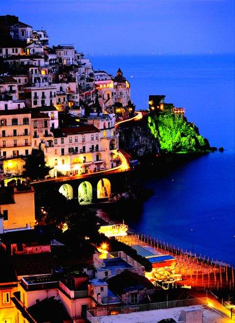 Tours of Italy: The Amalfi Coast with Kids | Suitcases & Strollers | Travelling with Kids