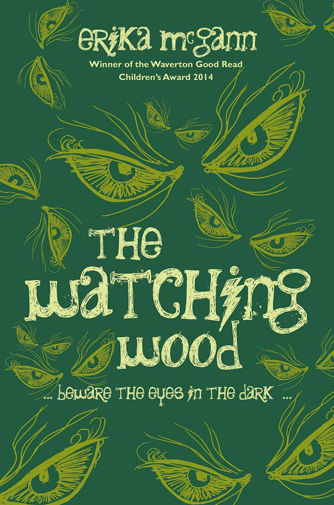 The Watching Wood by Erika McGann. http://www.obrien.ie/the-watching-wood  #witches #trials #magic #childrensfiction