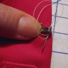 stitch around hook