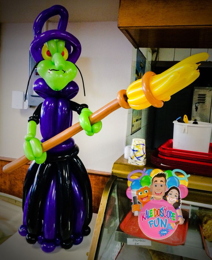 1000 Images About Halloween Balloon Decorations On Pinterest Wicked Witch Disney Balloons