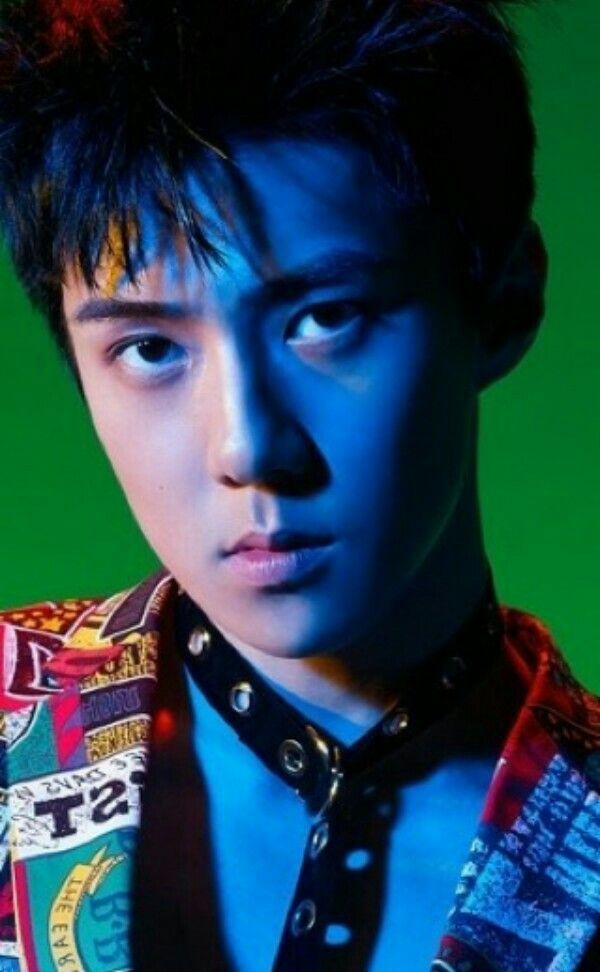 Sehun  EXO Power Music