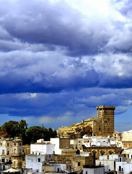 You should visit Ceglie Messapica in Puglia, Italy, a magic place well known for excellent food, beautiful architecture and quality of life. Photo: © Michele Miccoli - Google+