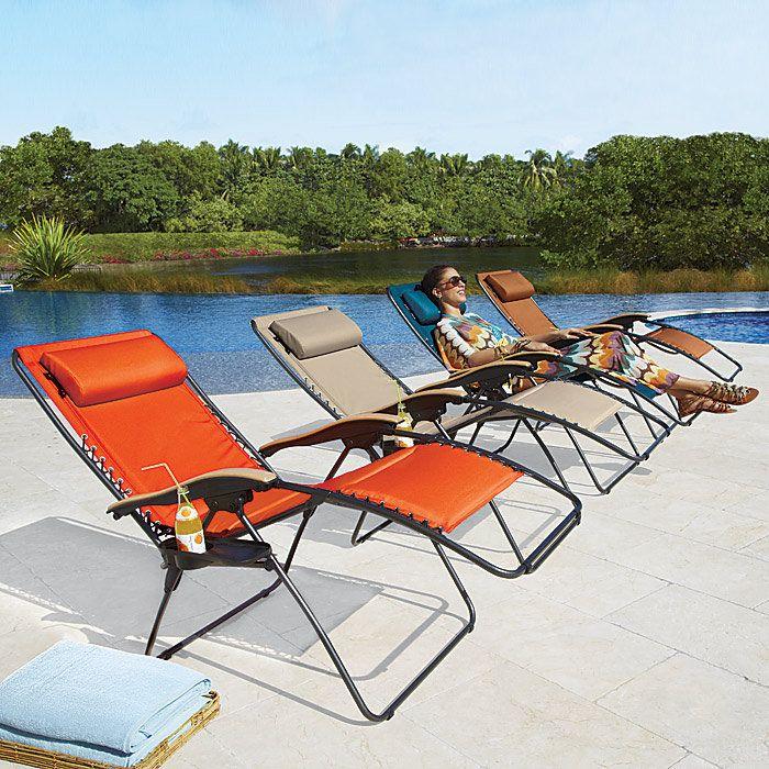 Zero Gravity Beach Chair