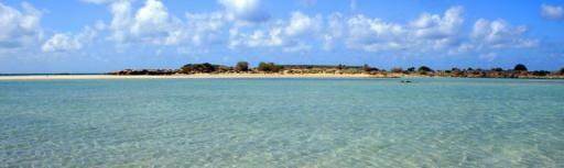 Elafonissi - en af Europas smukkeste strande   Kreta.dk