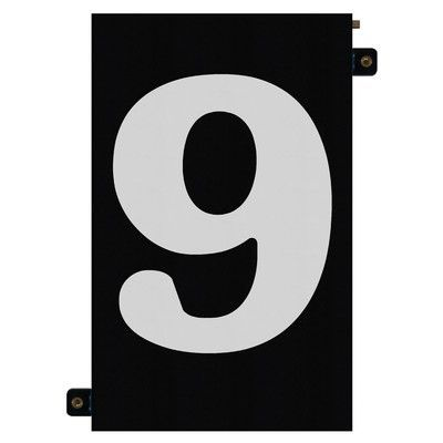 1000 Ideas About Illuminated House Numbers On Pinterest