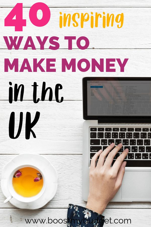 How to Earn Extra Money in the UK: 40+ Ideas – Making Money