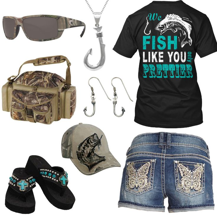 Fish Like You Only Prettier Outfit - Real Country Ladies