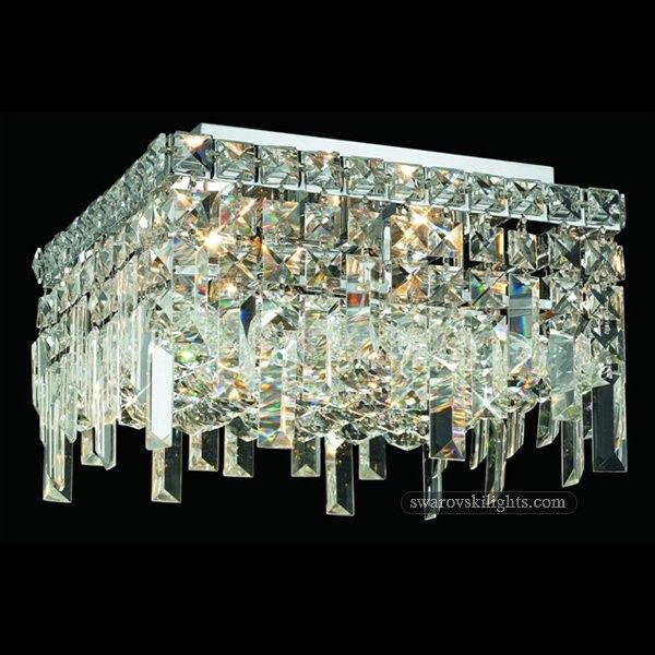 crystal flush sunwe lighting coltd we specialize in making swarovski crystal chandeliers swarovski crystal crystal - Swarovski Crystal Chandelier