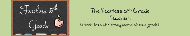 The Fearless 5th Grade Teacher. A great list of websites and fun videos/songs to use to teach or review content