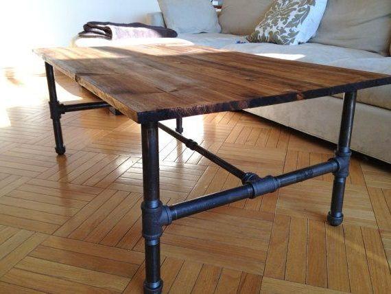 Coffee Table: Rustic Industrial Coffee Table Free Ideas Best 10 Industrial Coffee Table With Drawers, Industrial Coffee Table Set, DIY Rustic Coffee Tables ~ SSelidbebeograd