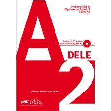 Este libro permite a los alumnos prepararse para el Diploma de Español, Nivel A2. Incluye 2 CD Audio con acentos hispanos. Presenta seis modelos de exámenes completos, similares a los reales.  Al final del libro se ofrecen unas pautas para los exámenes en las que el alumno encontrará muchos consejos útiles.