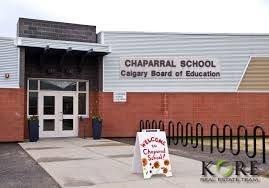 Chaparral School takes students from K-4. Click the image to go to their website