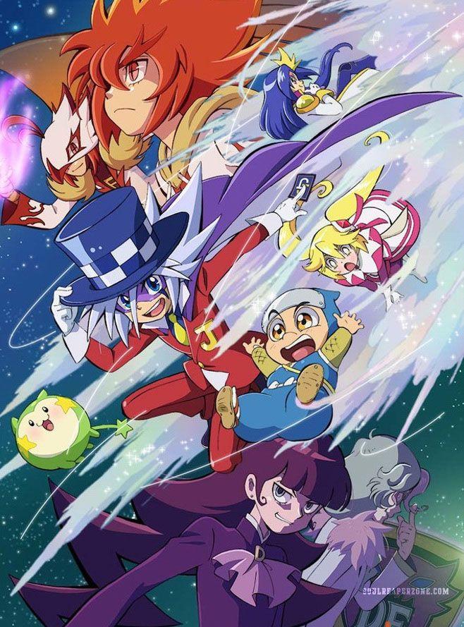 Kaitou Joker 4th Season Anime, Joker, Best anime list