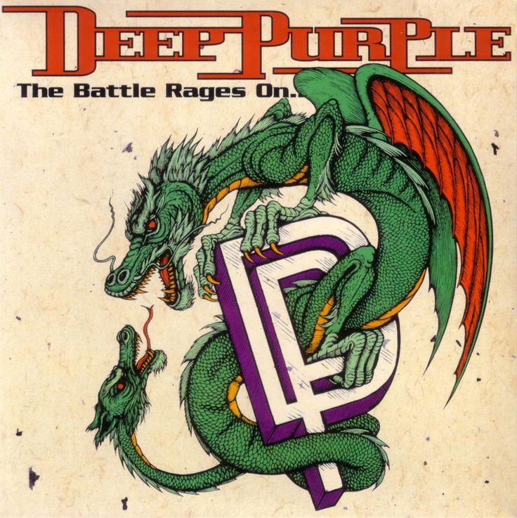 Deep Purple- The Battle Rages On