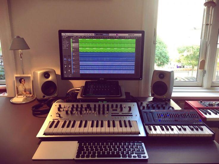 Home Recording Studios Home Studio Studio Ideas Keys