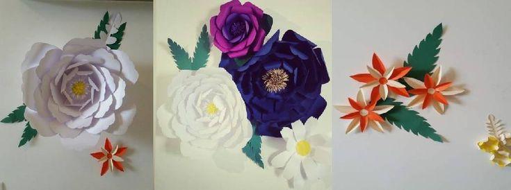 Não é de hoje que começamos a ver flores de papel gigantes na decoração de casamentos. Mas e como usá-las para decorar o seu casamento? A resposta está aqui