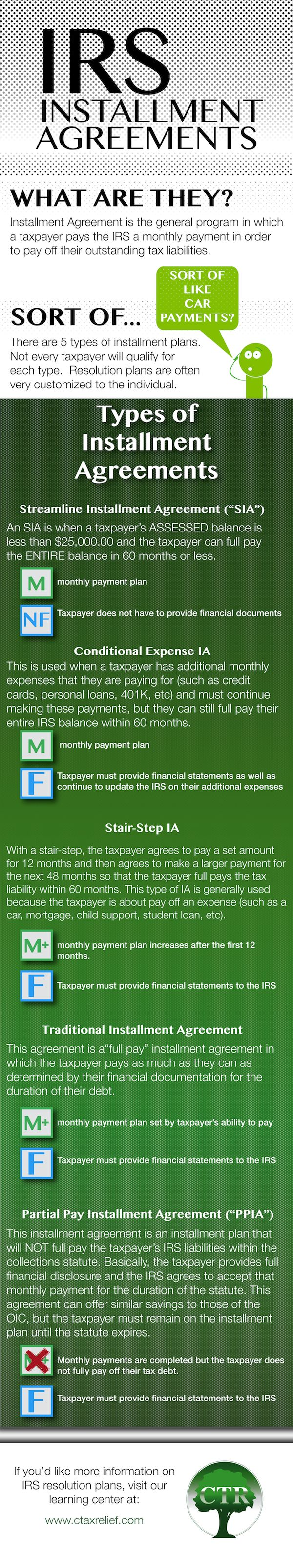 376 best tax preparation images on pinterest tax preparation irs installment agreements infographic xflitez Images