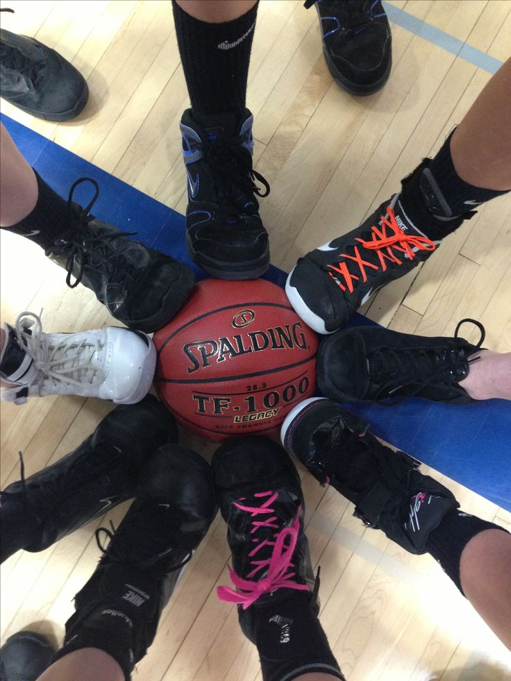 Basketball life ❤ Hey we should get a picture like this next year