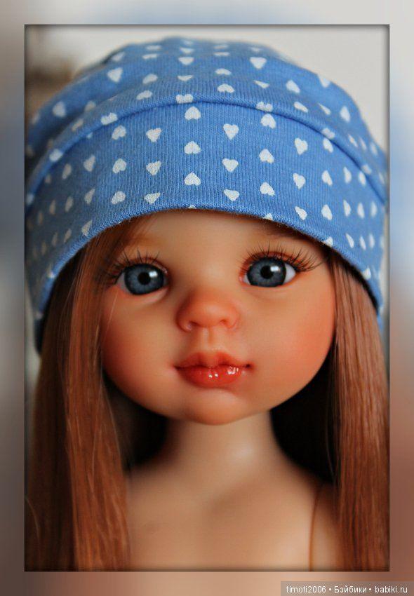 Мышонок. ООАК Паола Рейна, моя версия / ООАК Paola Reina, Antonio Juan, Carmen Gonzalez / Бэйбики. Куклы фото. Одежда для кукол
