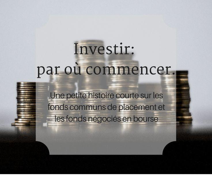 L'investissement est mystérieux pour bien des gens. C'est le monde magique des conseillers financiers, où rare sont ceux qui comprennent leur charabia.