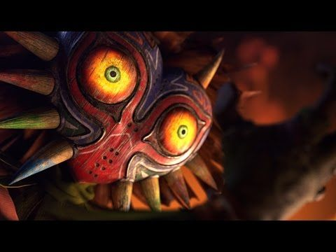 Fan made Majora's Mask film shows the origin of Skull Kid | Nintendo Wire