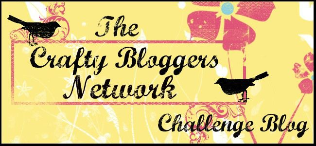 The Crafty Bloggers Network Challenge