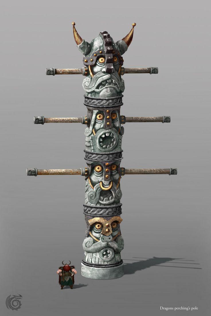 Nicolas Weis pour DreamWorks Animation