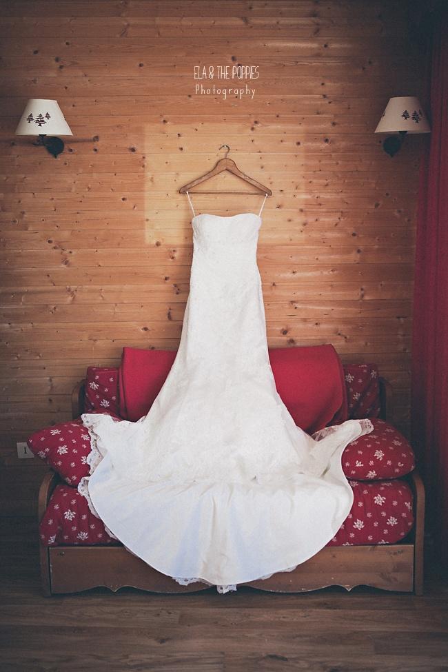 j'aimerais une jolie photo de ma robe