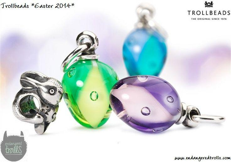 Trollbeads Easter 2014
