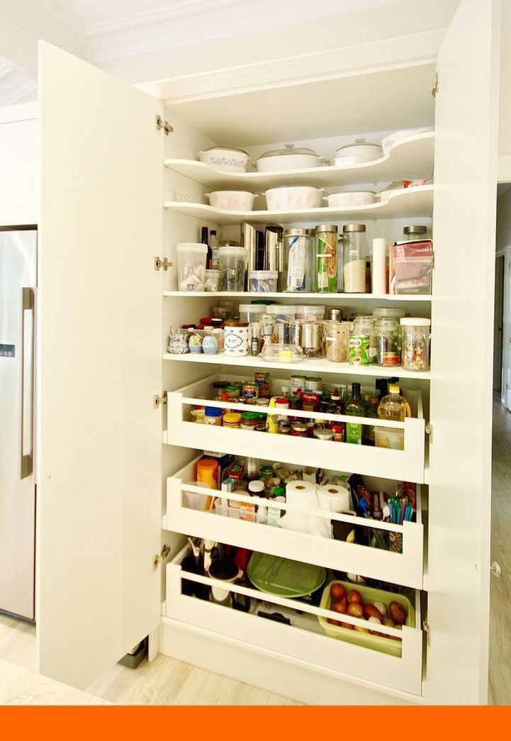 Painted Kitchen Cabinets Diy And Pantry From Cabinets To Go Tip 8911695364 Cabinets And Maple Kitchen Pantry Cabinets Kitchen Pantry Design Pantry Design