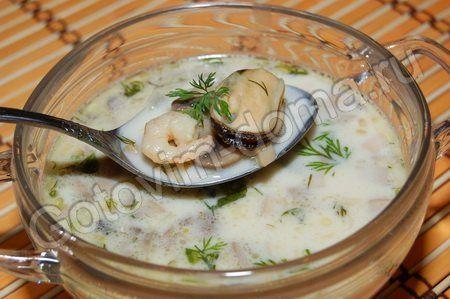 рецепт Суп Изысканный