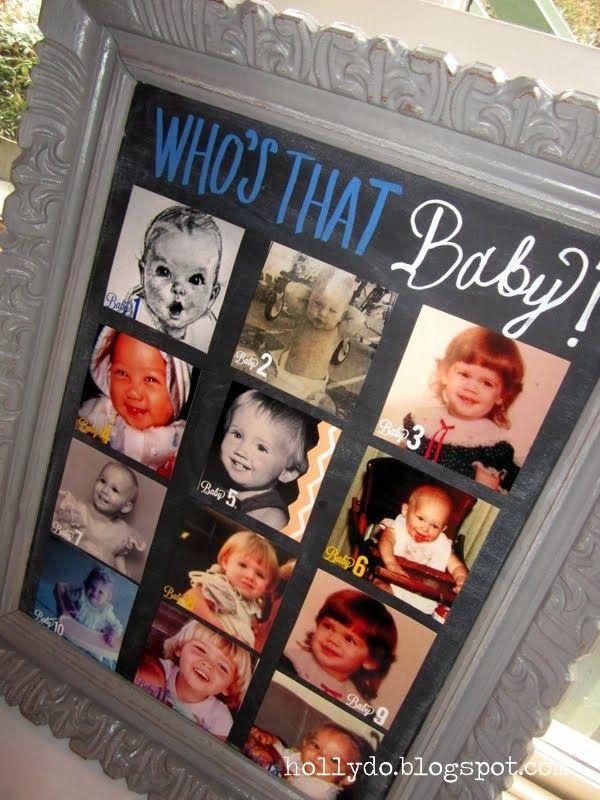 Ratet mal, wer Baby-Spiel – außer Flip-Tags machen, anstatt Spiel