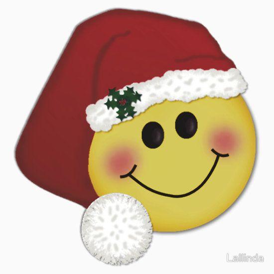 Santa Smiley Merry Christmas