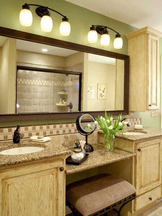 54 Pretty Diy Vanity Mirror Ideas Bathroom Vanity Designs