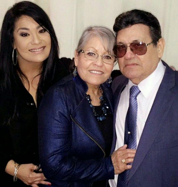 Suzette Quintanilla Arriaga, Marcela and Abraham Quintanilla