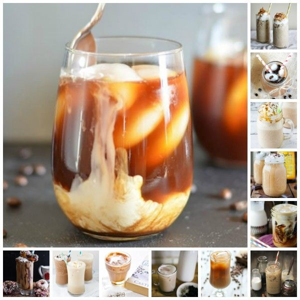 Beat The Heat: 12 Iced Coffee Recipes