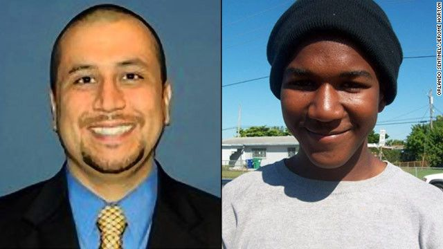 George Zimmerman is charged with second-degree murder of Trayvon Martin #CNN