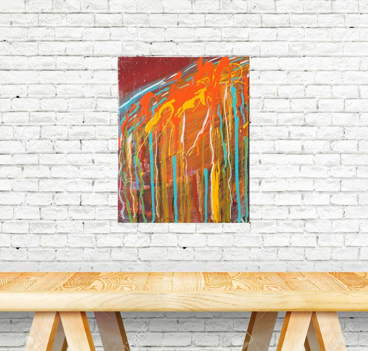 Enter to win this beautiful abstract painting by American artist Leah Nadeau. End Date: 11/17/2016, Contest Eligibility:US