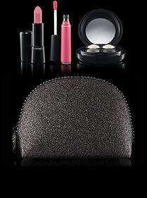 Keepsakes/Silver Lip + Eye Bag | M·A·C Cosmetics | Official Site
