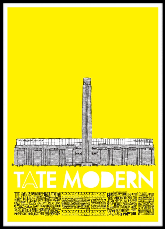 tate modern | vic lee.